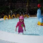 The childrens' pool was great - the kids loved it!