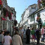 Typical Street Scene of St Ives