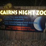 Cairns Night Zoo