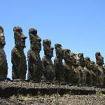 Easter Island- Rapa Nui