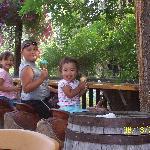 The kiddies 2007
