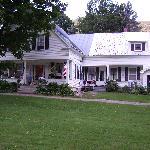 Liberty Hill Farm - the house