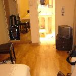 twin/dbl room 501, bathroom