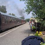 Peak Rail's Rowsley Station