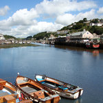 Looe Harbour and Ferries