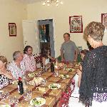 table conviviale
