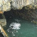 Visit the nearby Ovens for the sea cave hike!