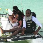 Sailing with Sam & Dilan