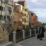Old Jewish Quarter in Cannaregio