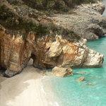 Beach Milopotamos
