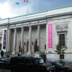 The museum from Sherbrooke St.