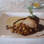 rabbit with chick peas