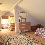 Mill Cottage Upper Bedroom