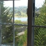 View from Upstairs Bedroom in Mill Cottage