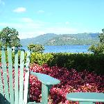 View of Lake from Patio