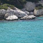 i colori del mare della Sardegna