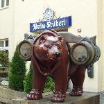 Weihenstephan mascot