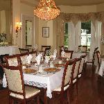 Cavana Inn Dining Room