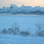 sunrise tysfjord
