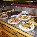 (buffet de desserts