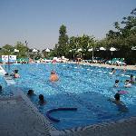 Full pool area