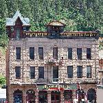 Bullock Hotel - facing Main Street