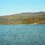 Acumulation lake of Daesti