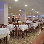 Rosamar Hotel, Dining Room