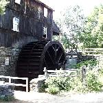 The Grist Mill from the Side