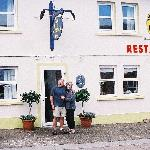 Kathy & Mike in Annascaul at the Anchor
