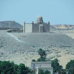 Mausoleum of Aga Khan Foto