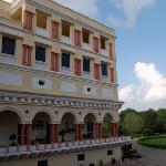 Sariska Palace - Right Wing