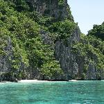 Entalula island - this place is great for snorkeling