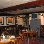 The tavern at Salem Cross Inn