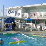 Photo de Chateau Bleu Resort Motel