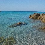 mare della spiaggia santa reparata
