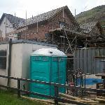builders toilet