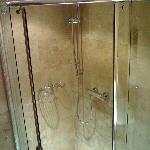 Luxury Shower.