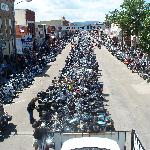 This is Main St, Sturgis