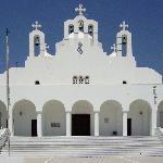Main church of Chora