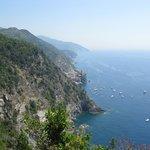 Walking in  the Cinque Terre: Fantastic