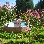 nice little fountain