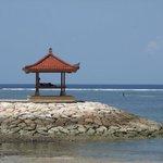 Beautiful view - Sanur 2007