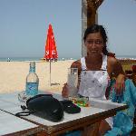 Chiringuitos de la playa de Zahara