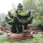 Wenshu Monastery Gardens