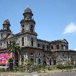 Old Catedral in Managua