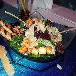 Food at Love Boat