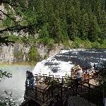 Mesa scenic falls