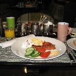 Breakfast at Swissotel