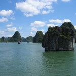 Islands in Halong Bay